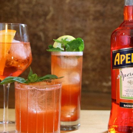 Апероль Шприц (Aperol Spritz) – коктейльная гордость Венеции